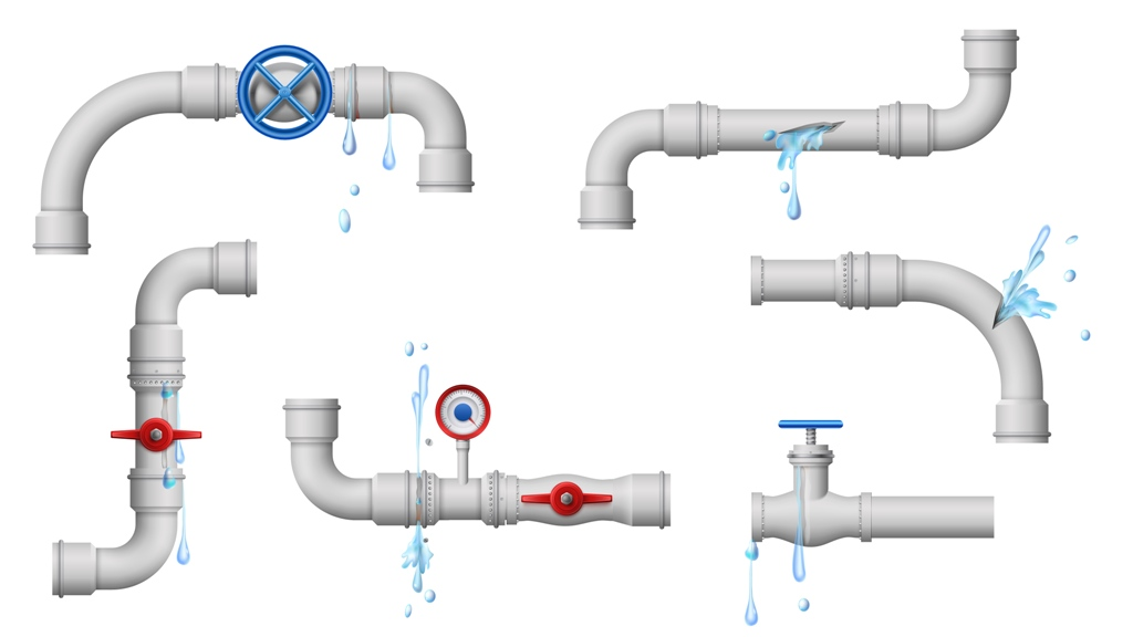 How to Fix a Leaking Plastic Water Pipe
