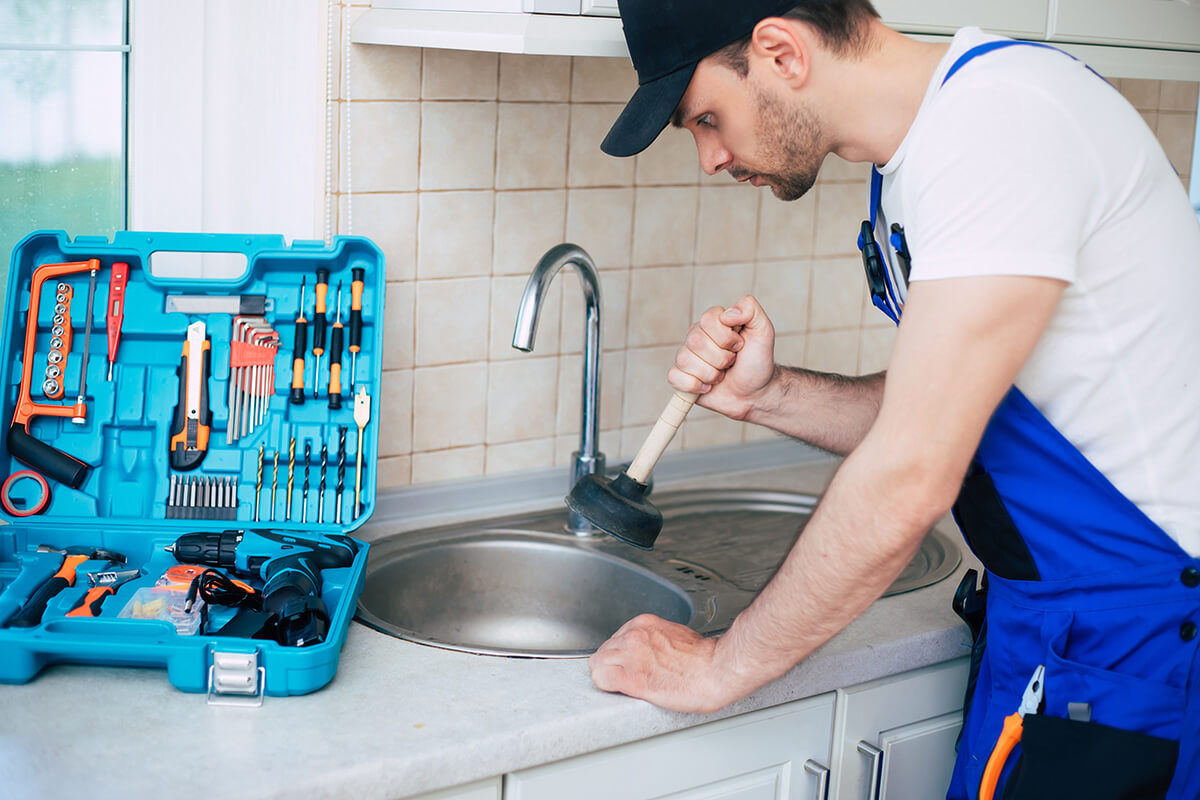 Why Is My Garbage Disposal Leaking?